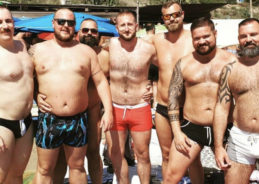 Meet the Bears of Sitges