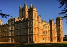 The 'Downton Abbey' location tour that involves drinking
