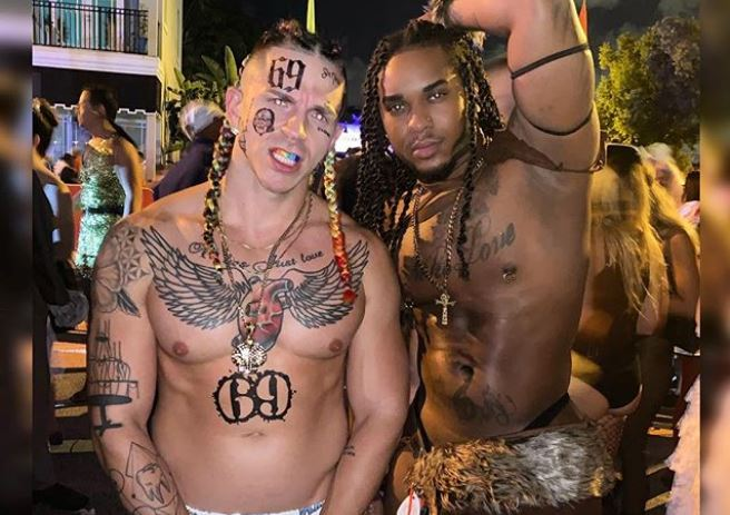 Los angeles gay halloween parties