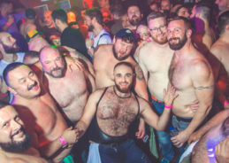 Meet the men of London's most fun-packed bears night