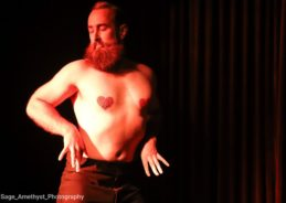 Boylesque boys went Down Under and we have the pics