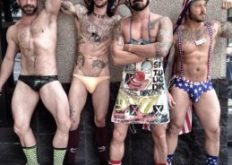 Check out the hottest go-go dancers in L.A., at Fubar