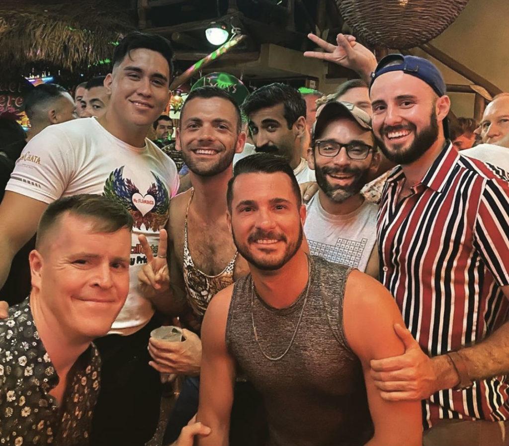 BeefDip 2020 - the gay bears festival in Puerto Vallarta, Mexico