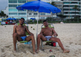 Before Covid-19: Here's what it was like at Rio de Janeiro's gay beach