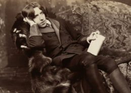 Check out London's monument to the late, great Oscar Wilde