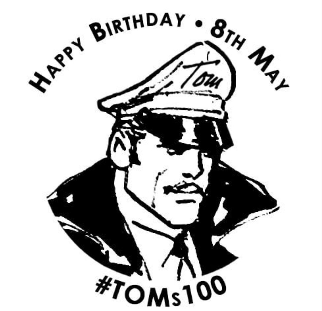 Tom of Finland 100 years