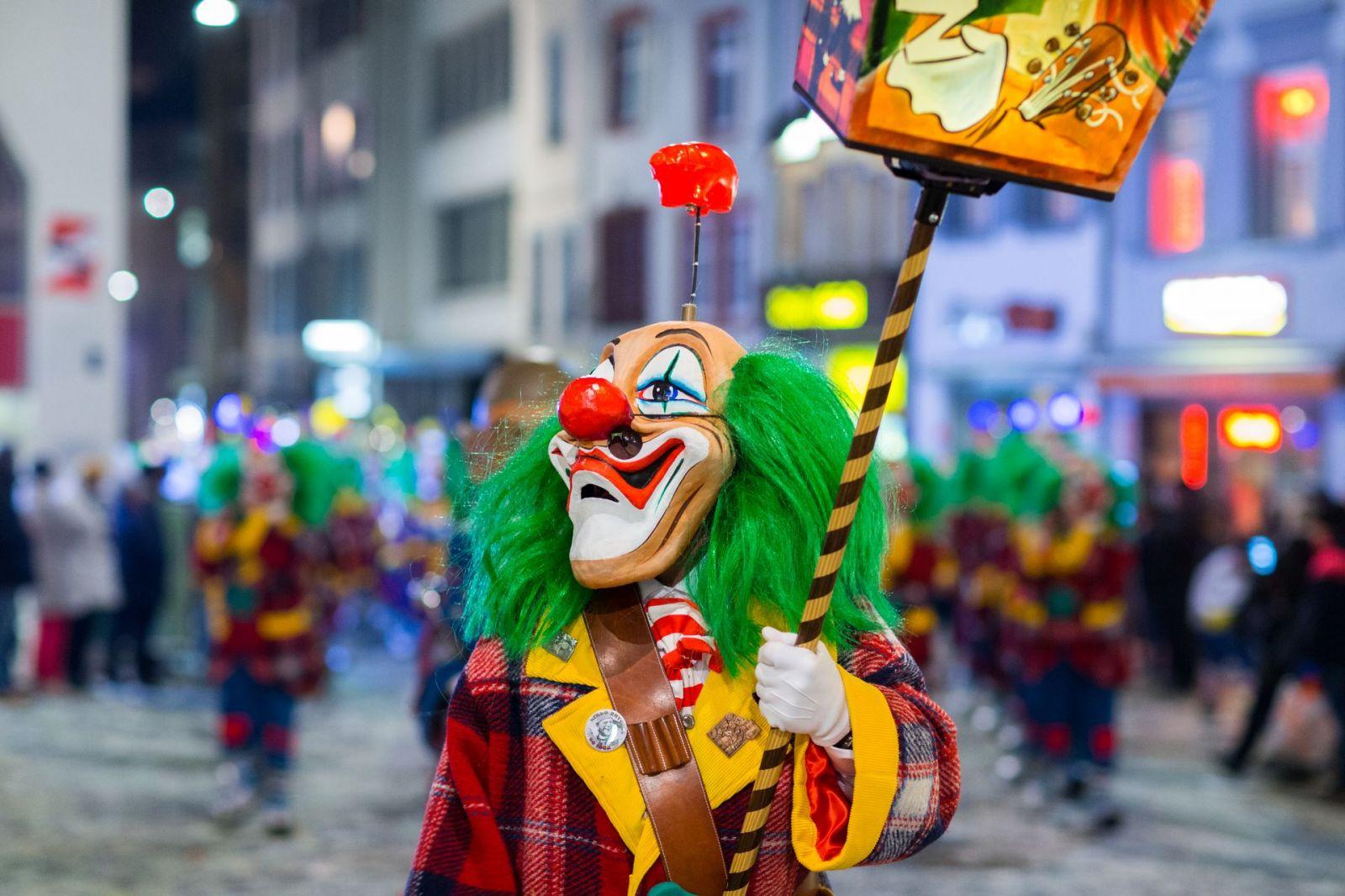 Basel's Carnival