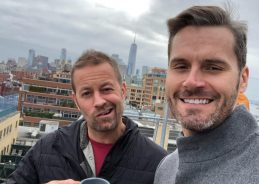 Gay@Home: Here's what the quarantine looks like for this cute couple living in New York City