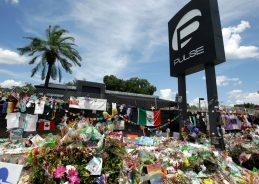 The Pulse massacre is remembered in Orlando through memorials to 49 victims