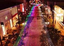 See the incredible lengths these cities are going to honor pride this year
