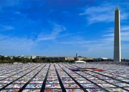 Now you can see all 48,000 panels of the AIDS Memorial Quilt online