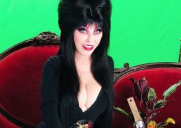 Elvira unites with Los Angeles LGBTQ Center for free Halloween virtual screenings