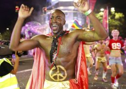 Sydney Mardi Gras relocates to sports ground in 2021 to minimize COVID risk