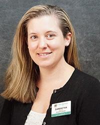 Samantha Vosloo – Executive Director