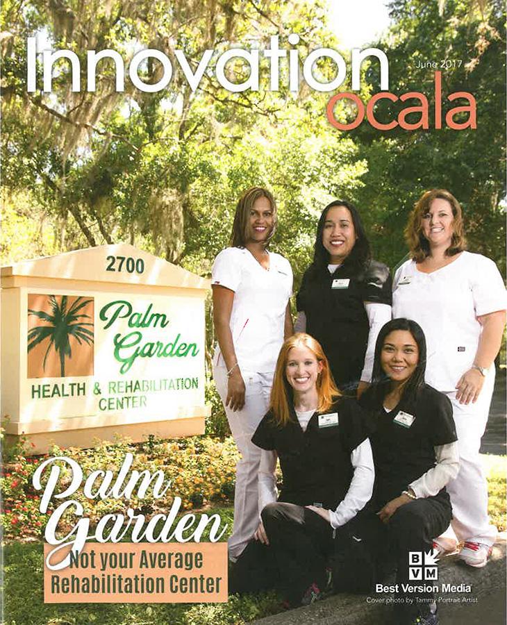cover story of innovation ocala magazine
