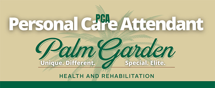 Personal Care Attendant Careers