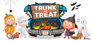 5c3bca2537 Bring the kids and join us for a safe and fun-filled alternative to  Trick-or-Treating. Come prepared in your best costume and a bag for all  your gathered ...