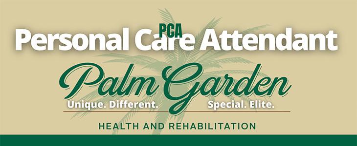 Personal Care Attendant