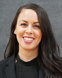 Erica Delgado, Director of Transitional Services