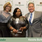 2016 CARE Award Recipient Keosha Burk, Gainesville