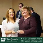 2018 Life Enrichment Award