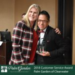 2018 Customer Service Award Clearwater