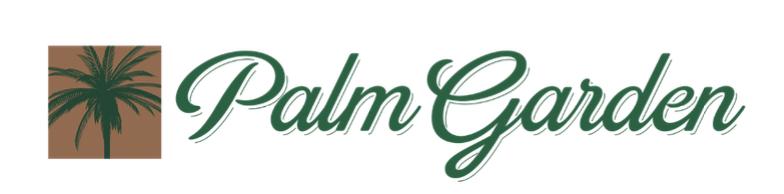 Palm Garden logo