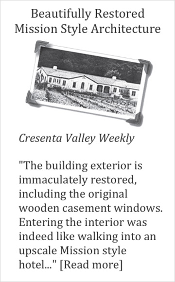 Cresenta Valley Weekly link to article