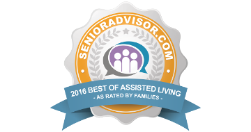 Senior Advisor 2016 best of assisted living 2016