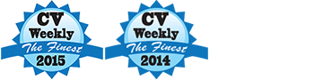 cvweekly – the finest awards for 2014, 2015