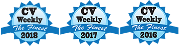 cvweekly – the finest awards for 2016, 2017, 2018