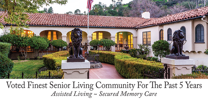 Voted Finest Senior Living Community for the past 5 years 2018