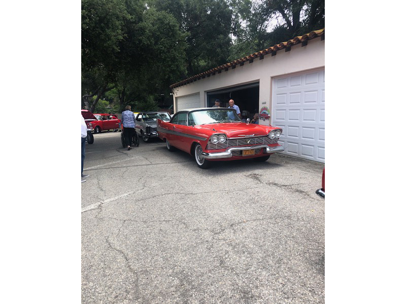 Foothill Retirement hosted a Classic Car show on June 24 displaying over 20 cars, hosted by the Early Rodders.