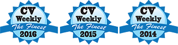 CV weekly award for the finest, 2016, 2015, 2014
