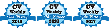 CV weekly award for the finest, 2019, 2018, 2017