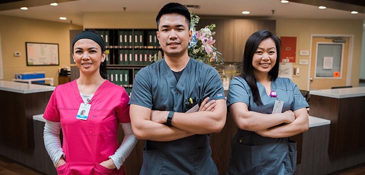 nursing services riverwood healthcare center