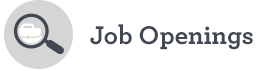 Job Opening buttons