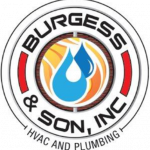 Burgess and Son logo