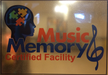 Music and Memory skilled nursing facility