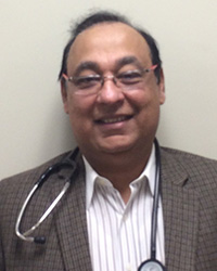 Dr. Amit Vyas Medical Director/Cardiologist