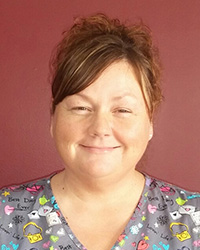 Loretta McIntire Laundry Supervisor