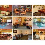 Sierra Regency's many activity areas for residents to enjoy