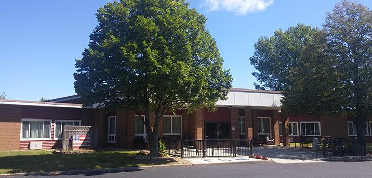 Farmington location entrance