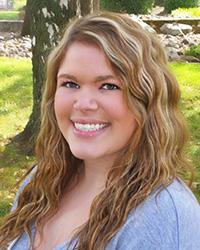 Kelsey Larson Business Office Manager