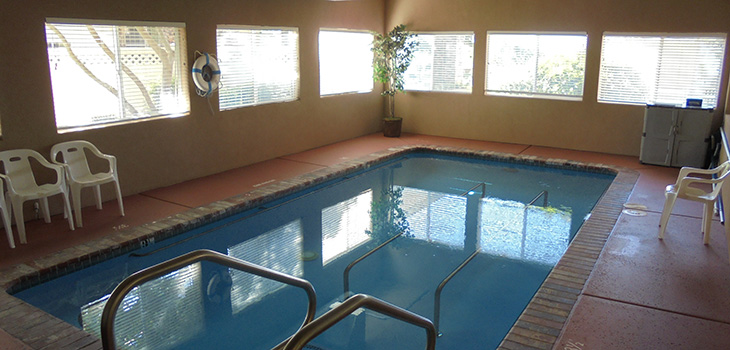 Sterling Court indoor swimming pool