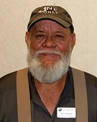 Brent Nichols, Maintenance Supervisor