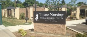 Tulare Nursing Sign