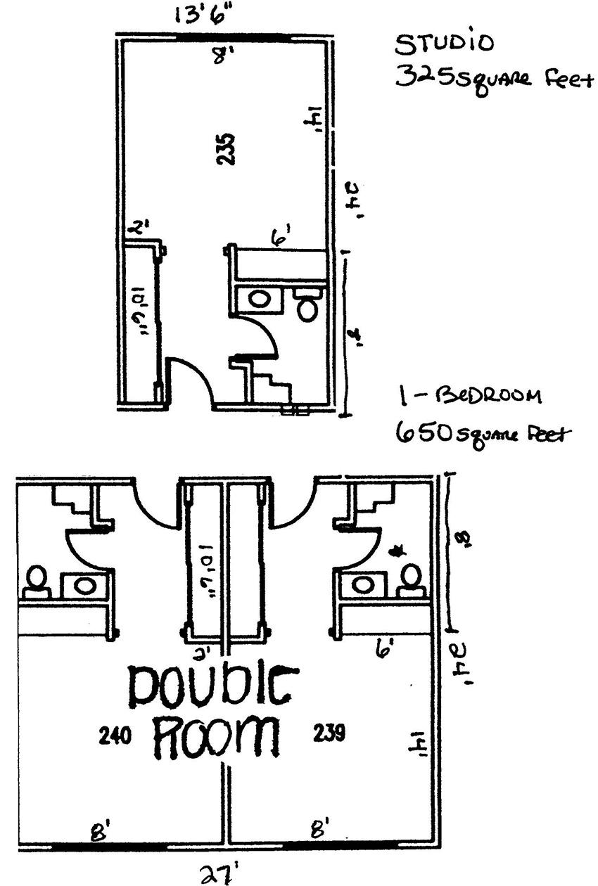 Sterling floorplans
