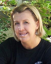 Marianne Hepburn, Dietary Supervisor
