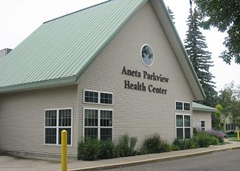 Aneta Parkview Health Center building